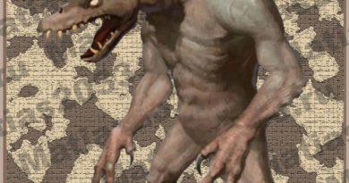 упырь альбинос босс метро 2033 вк