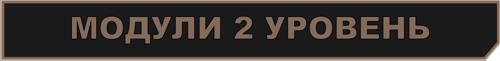 модули 2 уровень метро 2033 вк